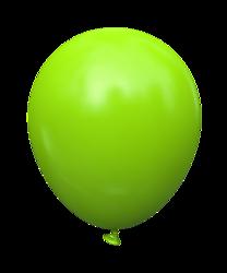 """Kalisan™  12"""", Lime Green (25 pcs./pack.)"""