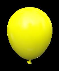 """Kalisan™  5"""", Yellow (50 pcs./pack.)"""