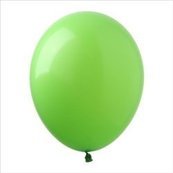 Show™  10 inch, Lime (25 pcs./pack.)
