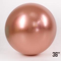 """Show™ 36"""" CHROME,  GoldRose (1 pcs.)"""