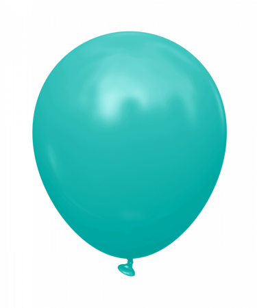 "Kalisan™  12"" Aquamarine (25 pcs./pack.)"