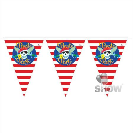 """Paper Garland """"Pirate Party"""" (1pack.)"""