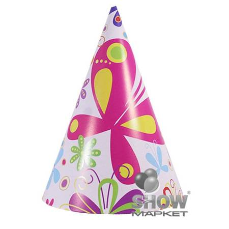 "Paper Hat ""Butterfly"" (1pcs.)"