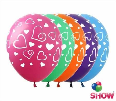 "SHOW™ 12"" ""Heart"" (10 pcs.)"