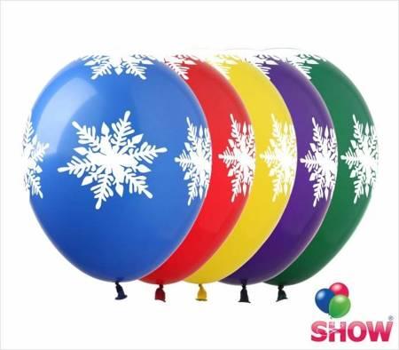 """SHOW™ 12"""" """"Snow"""" (10 pcs.)"""