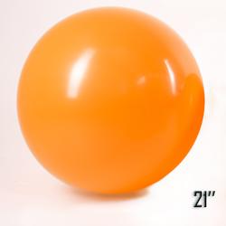 """Balon  21""""  Pomarańczowy (1 szt.)"""
