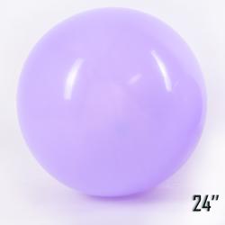 """Balon 24"""" Liliowy (1 szt.)"""