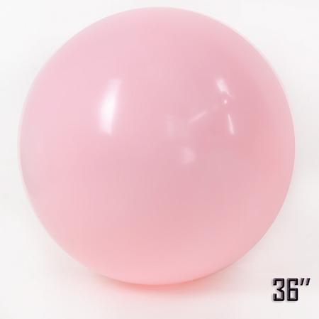 """Balon  36"""" Jasnoróżowy (1 szt.)"""