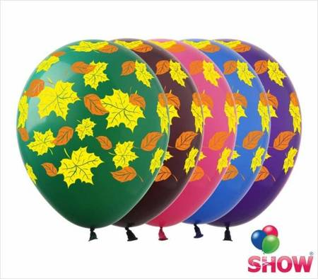 "Balony  ""Jesień"" (10 szt.)"