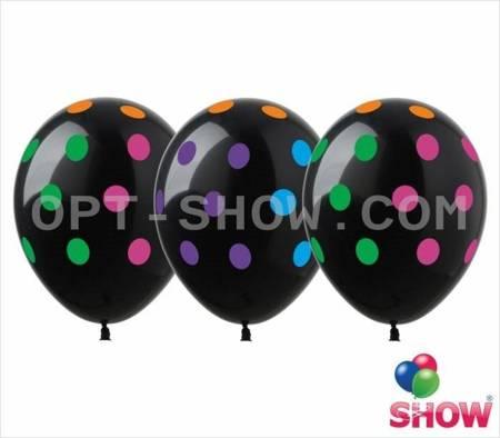 """Balony  """"Kropki"""" (10 szt.)"""