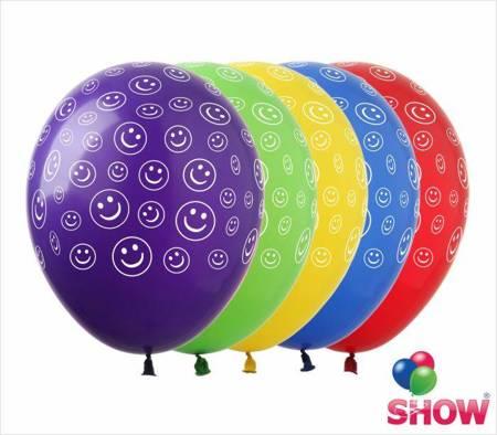 """SHOW™ 12""""  """"SMILE"""" (10 szt.)"""